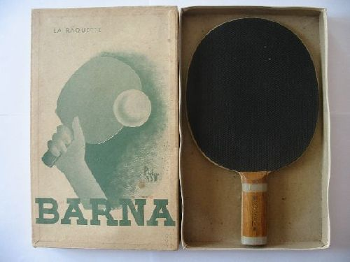 raquette Barna, modèle 1930 (source : http://raquettes-collection.blog4ever.com)